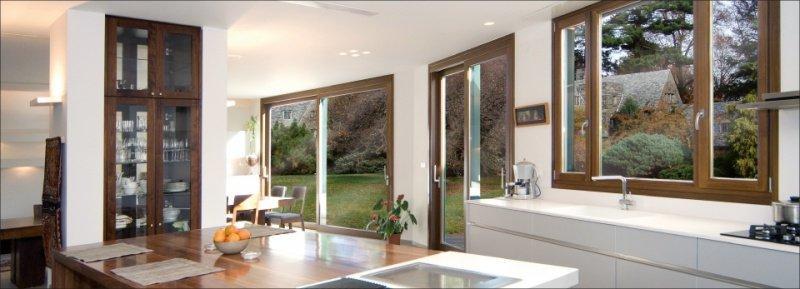 Holzfenster Ein Stuck Naturlichkeit